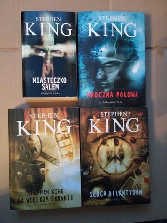 Książki Stephen King