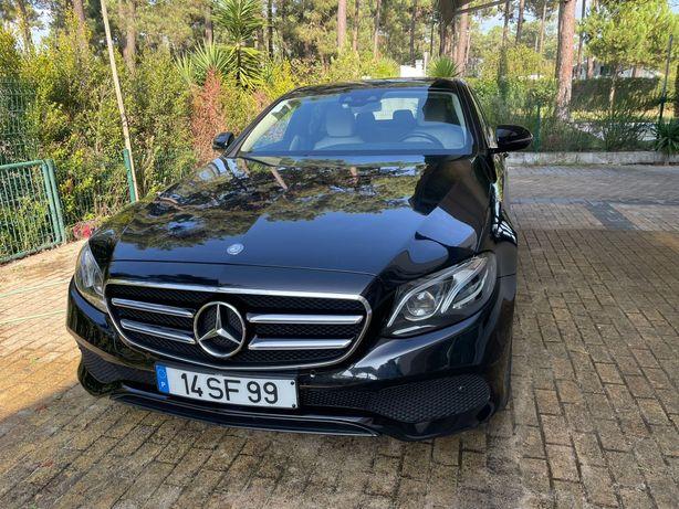 Mercedes-Benz E220 d Nacional Impecável