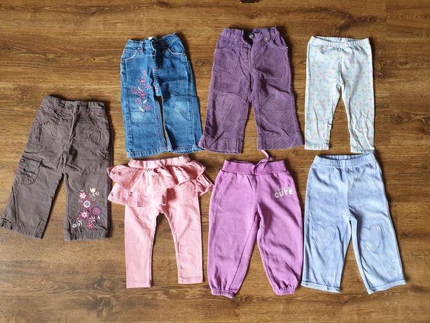 Zestaw spodni r. 86