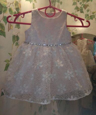 Плаття,сукня,1 год, рожева