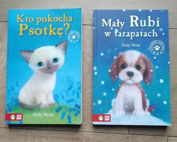 Zaopiekuj się mną - dwie książeczki o zwierzątkach