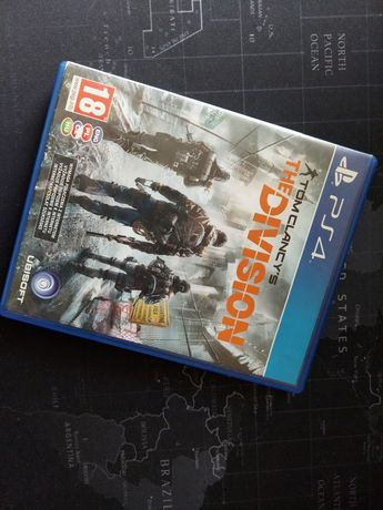 Tom clancy the division ps4 pl