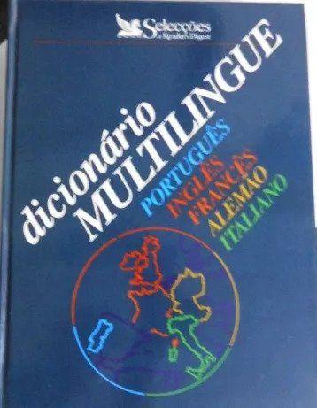Dicionário Multilingue NOVO