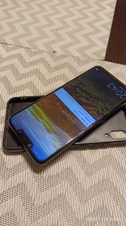 Huawei nova 3 jak nowy, 4/128gb na gwarancji