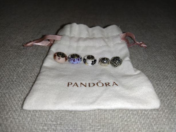 Contas Prata Pandora