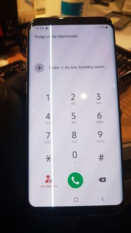 Wyświetlacz LCD Samsung Galaxy S8 Plus (oryginał z paskiem)