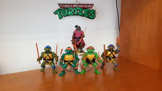 Tartarugas Ninja 1988 Playmates