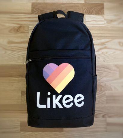 Рюкзак/ портфель детский/школьный с принтом Likee/Лайк купить в Украин