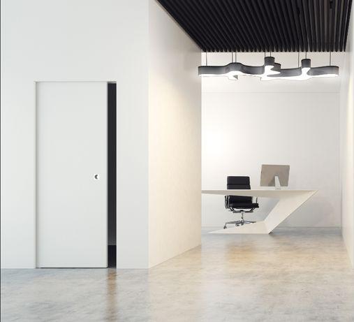 Drzwi Complete Standard ukryta ościeżnica, do własnego wykończenia
