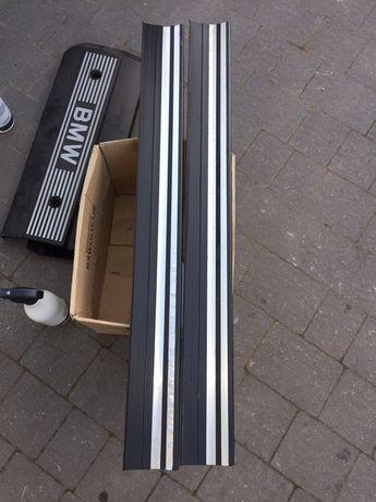 Nakładki progowe drzwi BMW e36 coupe cabrio