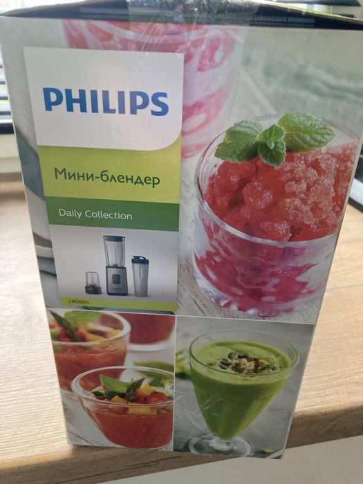 Miniblender Philips Daily Collection Olkusz - image 1
