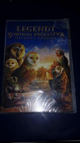 Legendy Sowiego Królestwa Strażnicy Ga'Hoole DVD