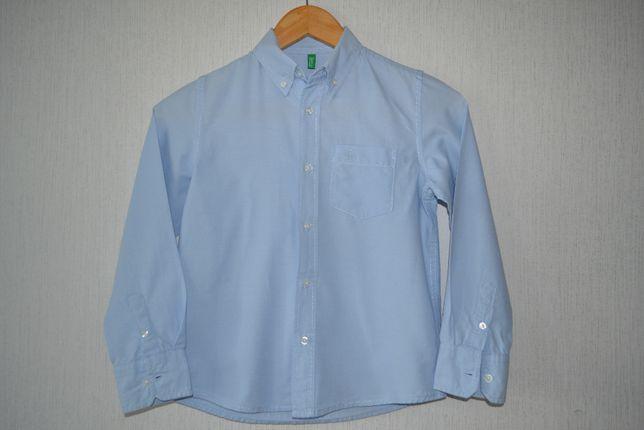 Школьная рубашка Benetton для мальчика