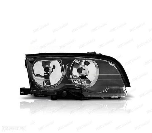 FAROL FRONTAL BMW E46 01-03 COUPE CABRIO À DIREITA