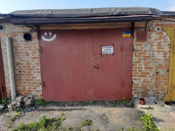Капитальный гараж в кооперативе Октябрский