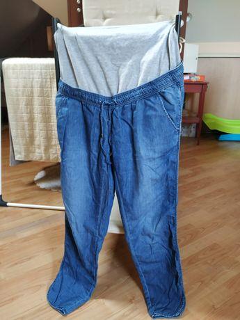 Spodnie ciążowe, jeansy  C&A typu haremki, rozmiar 38