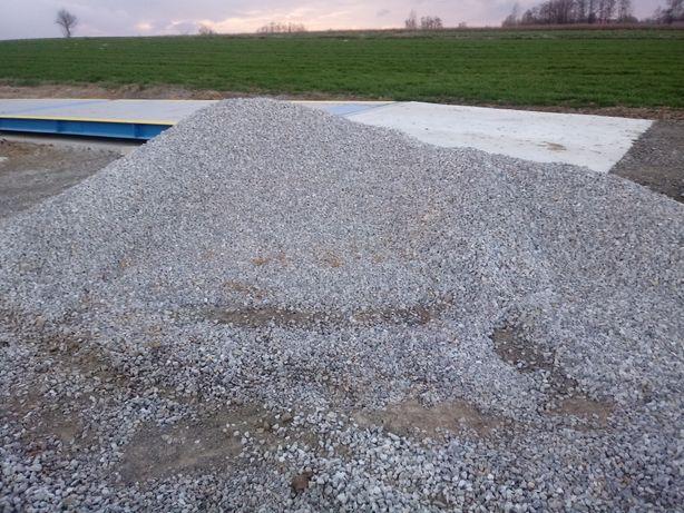 Kruszywa drogowe  tluczen grysy ziemia piasek polecam atrakcyjne ceny