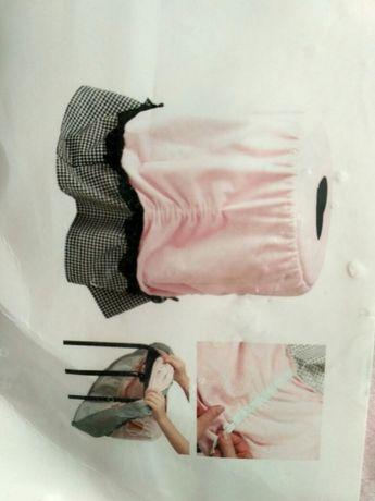35 zł NOWY IKEA pokrowiec na taboret narzuta poduszka dla dziecka