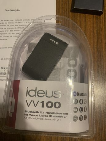 Kit bluetooth Ideus vv100 noo
