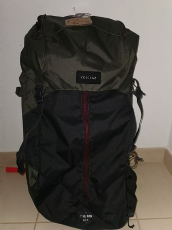 Mochila trekking 60L