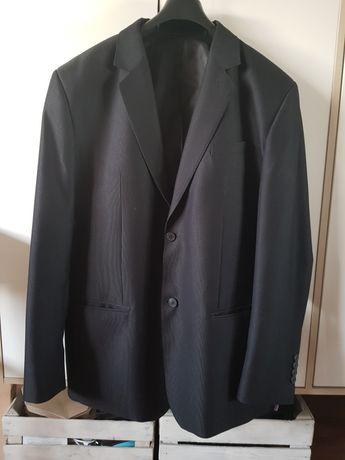 Czarny garnitur Król 188/108