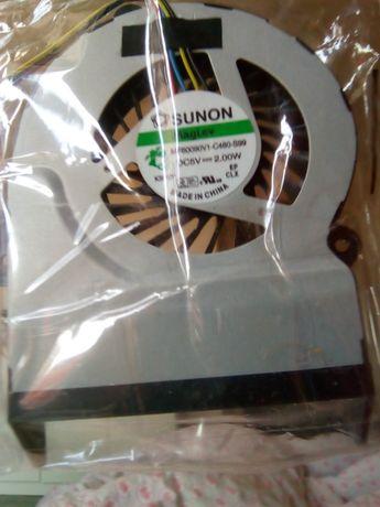 Cooler  для ноутбуків Asus K55 X55 (новий)