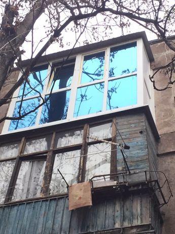 Французские балконы,Окна,полная реставрация балкона под ключ