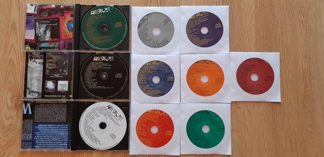 Płyty cd Mystic Art 10 szt.