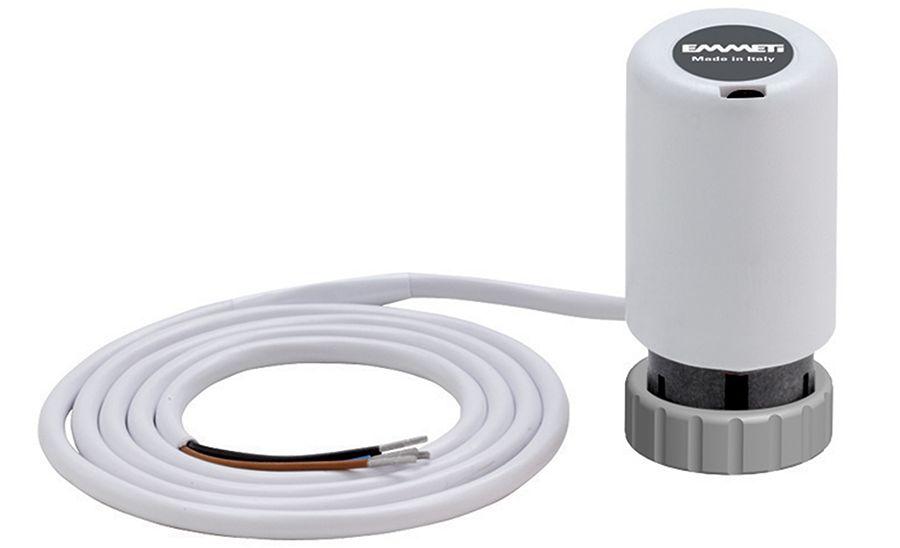 Cabeça eletrotérmica EMMETI 230V (piso radiante)
