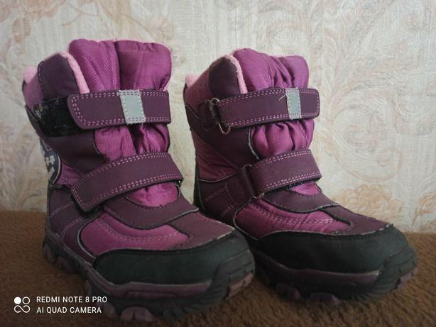 Сапоги  сапожки ботинки термо ботинки