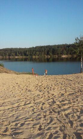 Земельный участок на голубых озерах