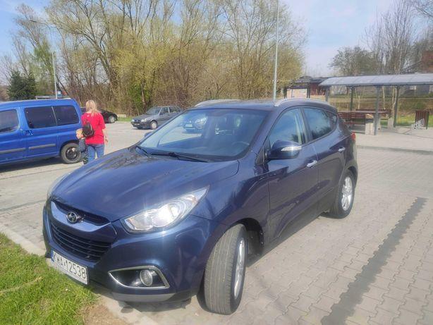 Hyundai IX35 Benzyna+Gaz 4x4, AUTOMAT, NAVI