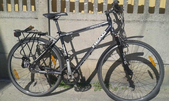 Aluminiowy Rower Trekkingowy Crossowy Head Xenon Koła 28 Cali