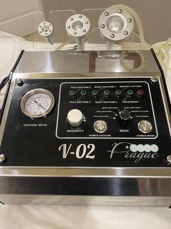 Апарат для вакуумно -роликового масажу