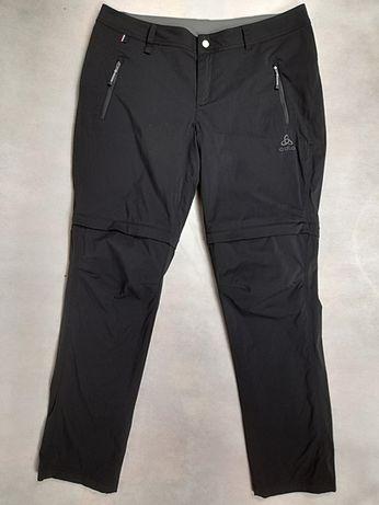 Odlo ^ zip-off ^ spodnie turystyczne damskie ^ 42