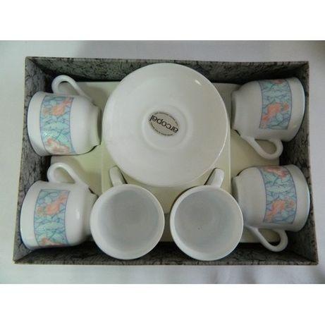 Чайный набор на 6 персон Arcopal Франция