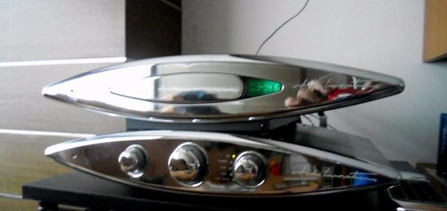 Sistema Hifi Audio Innovations Alto Top: amplificador+cd+rádio am/fm