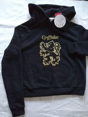 Bluza z kapturem Harry Potter Gryffindor S