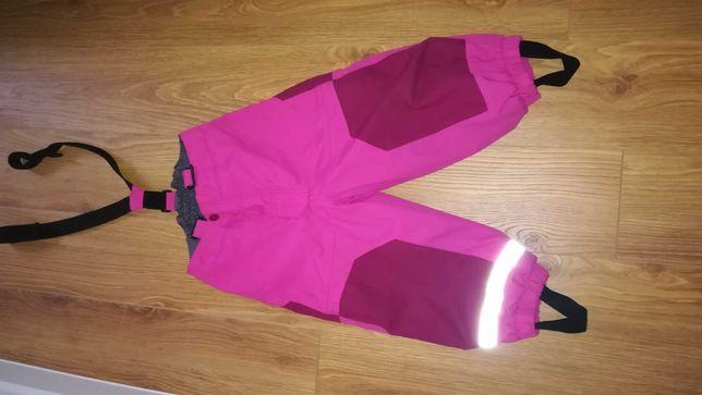 Spodnie ocieplane z H&M