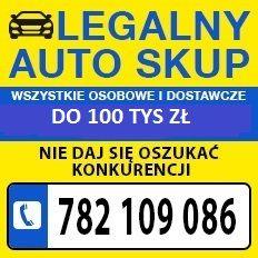 Skup Aut i Motocykli DO 100TYS ZŁ Wloclawek Inowroclaw Torun Bydgoszcz