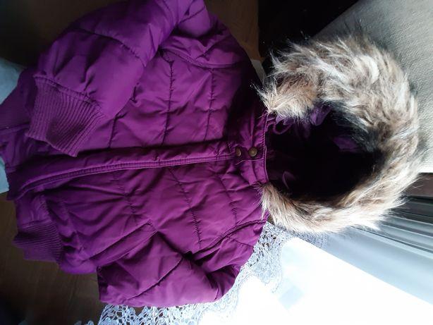 Dziewczęca kurtka zimowa H&M