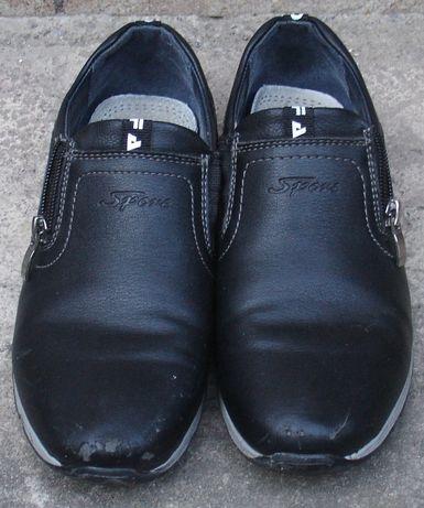 Туфли детские, для мальчика, 35 размер.