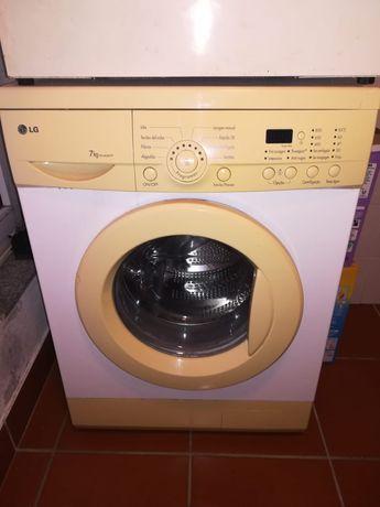 Máquina roupa LG 7 kgs