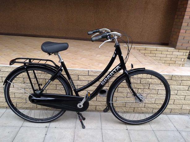 Велосипед дамский Sparta 28+3 передачи