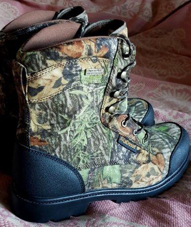 Ботинки LACROSSE Brawny merrell lowa scarpa USA Оригинал USA 44р 45р