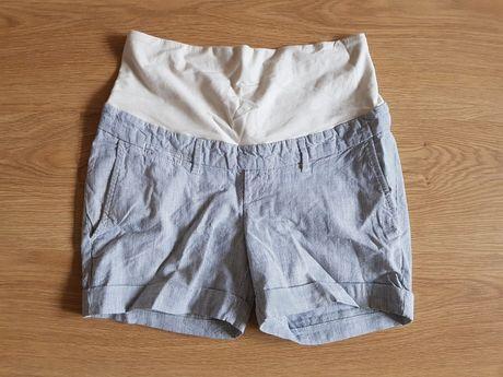 Krótkie spodenki ciążowe rozmiar 36 H&M