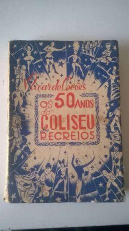 Os 50 anos do Coliseu dos Recreios - Ricardo Covões
