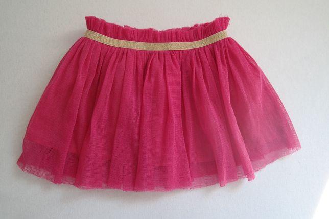 Tiulowa spódnica, spódniczka