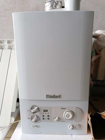 Caldeira Vailliant aquecimento e banhos, a gaz natural, radiadores