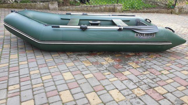 Надувная моторная лодка Колибри 330
